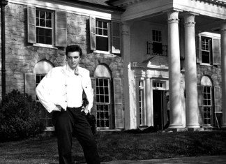 Travel to Memphis, TN Graceland_Elvis presley