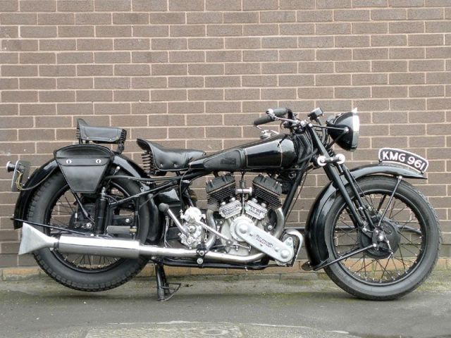 BROUGH SUPERIOR SS80