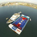 FIBA Court on the Sea