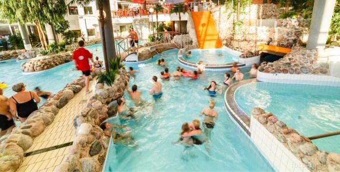 indoor water park resorts