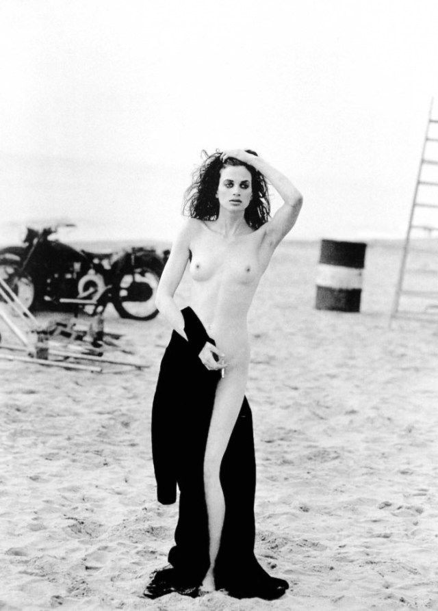 Photography by Peter Lindbergh_ models_nude
