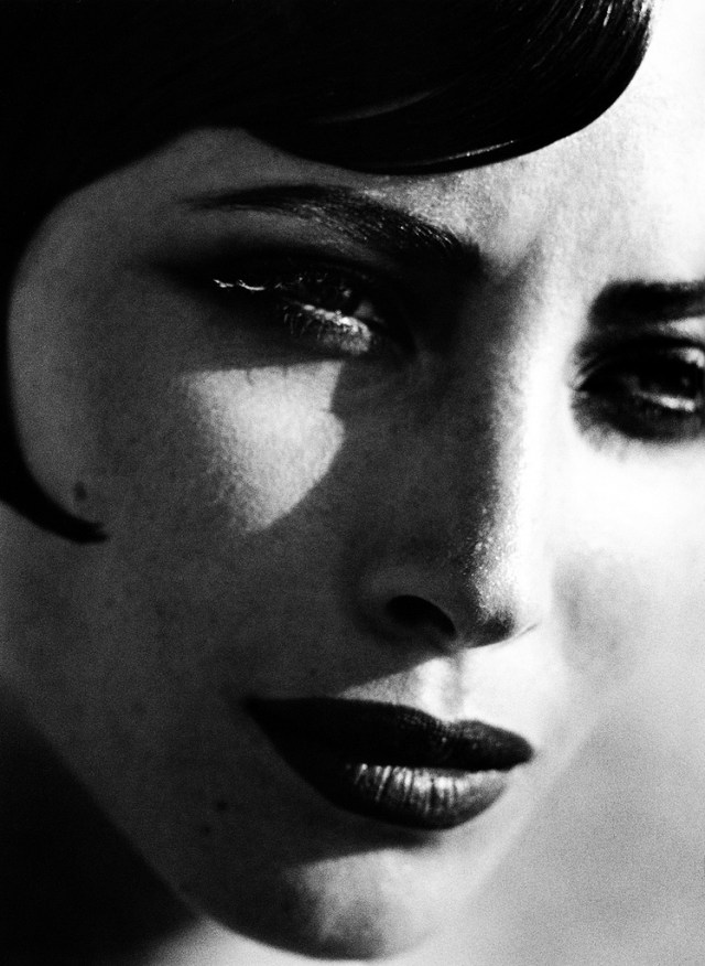 Photography by Peter Lindbergh_ top Models