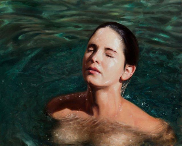 beautiful paintings underwater