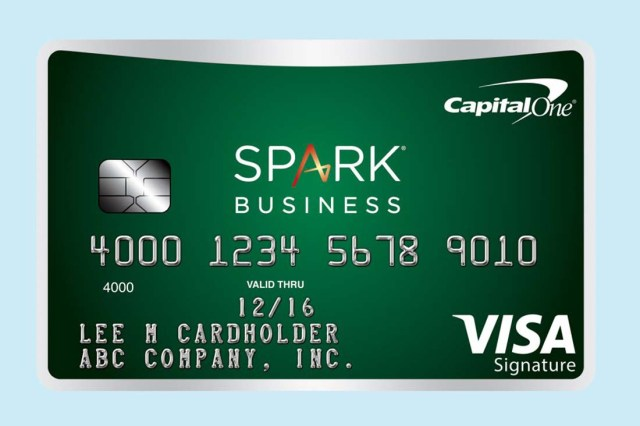 Spark Cash Select from Capital One