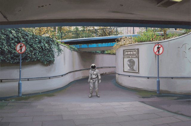 LondonOasis_space art