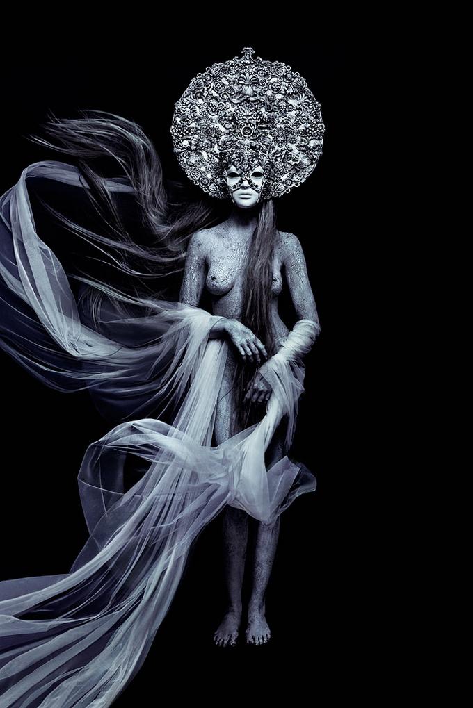 Fashion Photography From Zhang Jingna & Tobias Kwan
