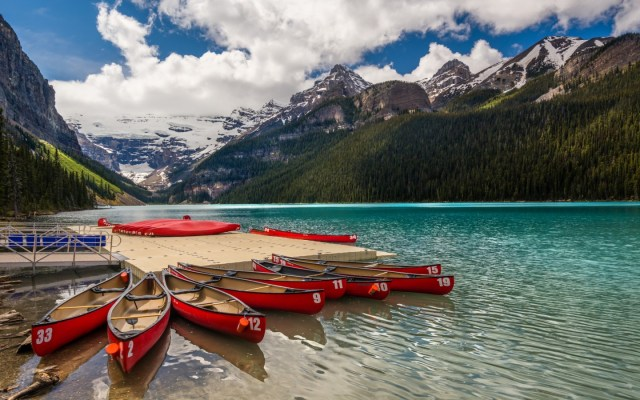 Lake Louise, Hamlet in Alberta, Canada_ travel insurance