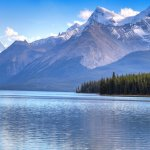 The Rocky Mountains, Mountain system in Canada.