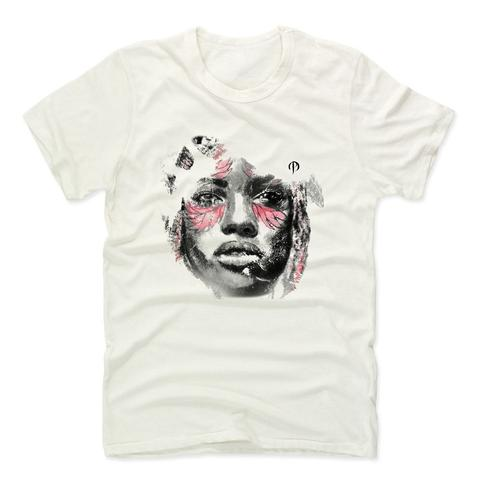 RUSSELL POWELL portrait painting-t-shirt