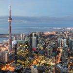 Toronto, City of Ontario, Canada.