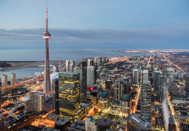 Toronto, City of Ontario, Canada group travel insurance