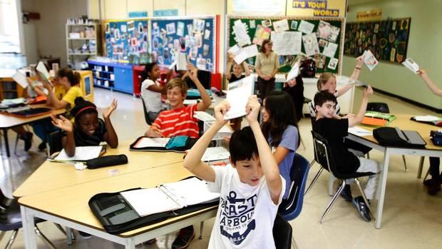 ALPHA Alternative School, (Canada.)