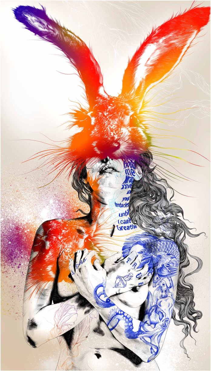 woman illustration Gabriel Moreno_4