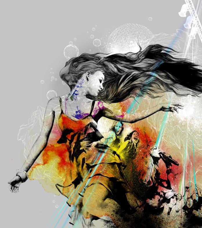 illustration art by Gabriel Moreno