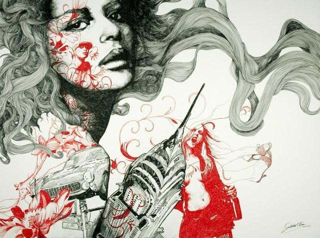 illustration art by Gabriel Moreno_3