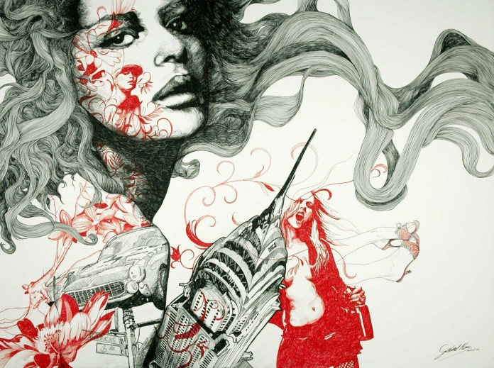 illustration art by Gabriel Moreno_3