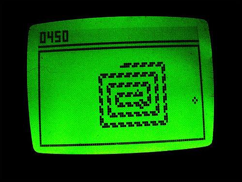 Nokia's legendary Snake game