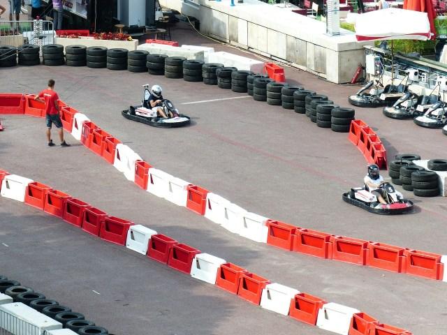 Go Kart Racing