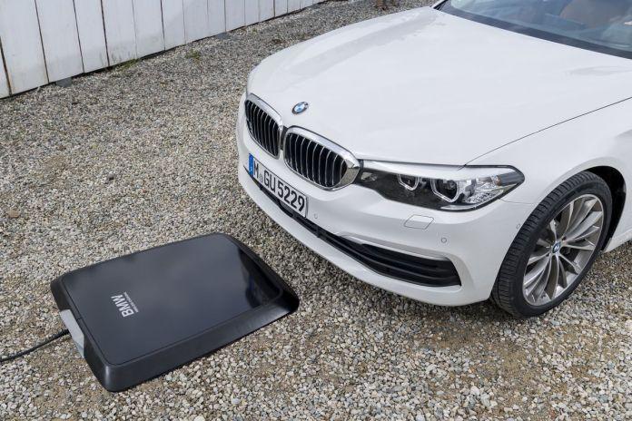 Wireless Car Charging