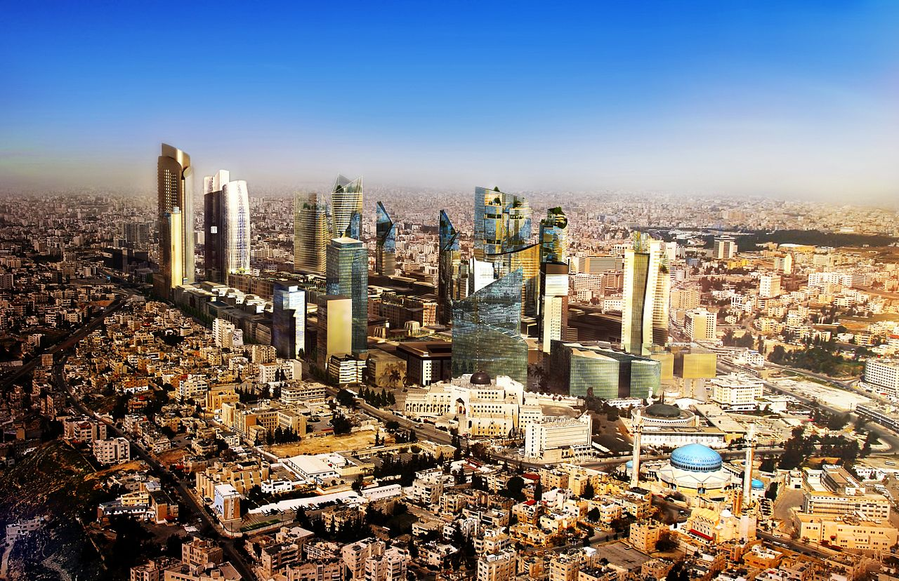 How the Middle East Is Working to Improve the Telecommunications Infrastructure.
