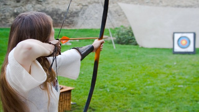Archery Lessons-things to do in the summer