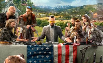 What is Far Cry 5 going to be about