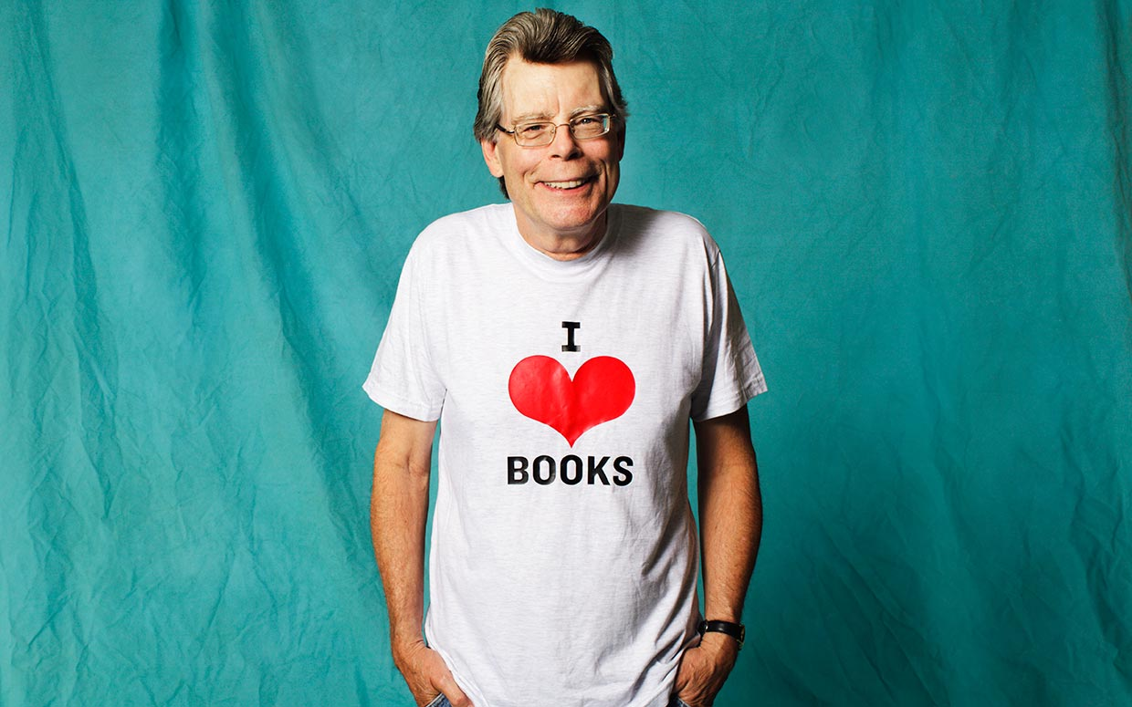 Good Mystery Books according to Stephen King.