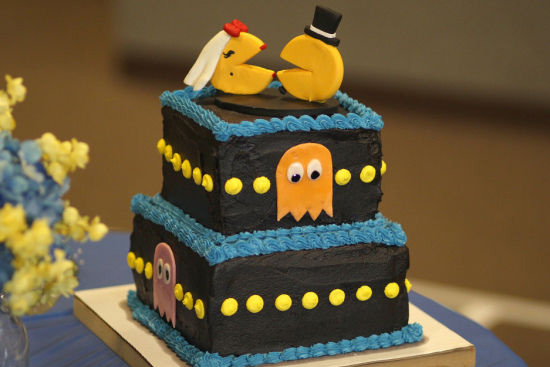 pacman cake ideas