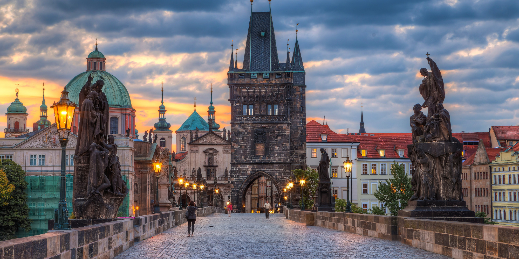 Exploring Central Europe how to do this and where to go.