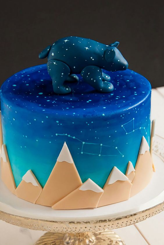 night sky cake ideas_1