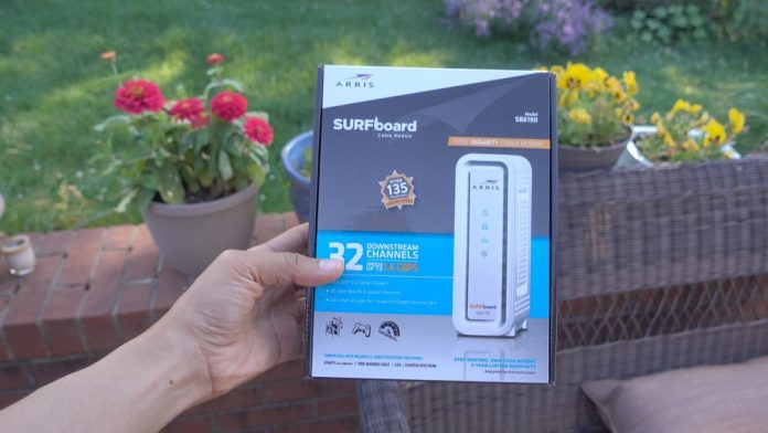 Get Your Own Router and Modem