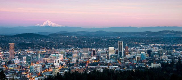Portland has always been viewed as a gay mecca.