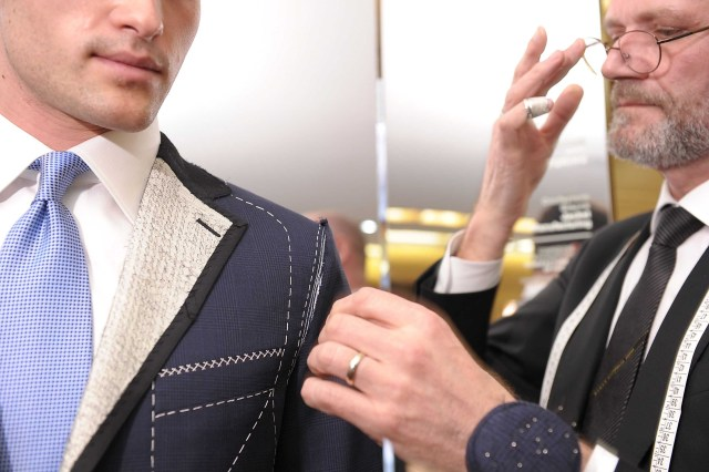 Tailored Suits to Celebrate a Personal Achievement