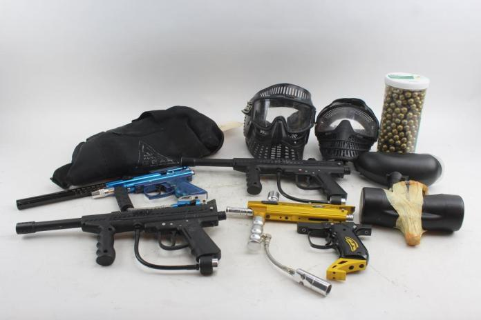 Beef Up Your Paintball Gun