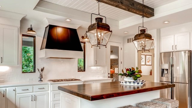 Lighting Design Kitchen