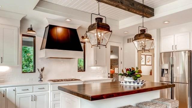 Lighting Design Kitchen