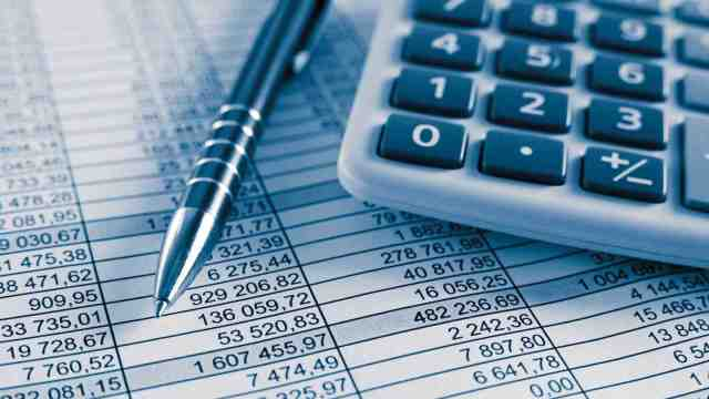 Compile Financial Records