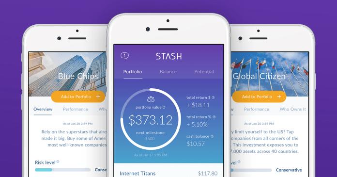 The Stash App