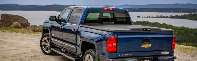 get a tonneau cover for Chevrolet Silverado