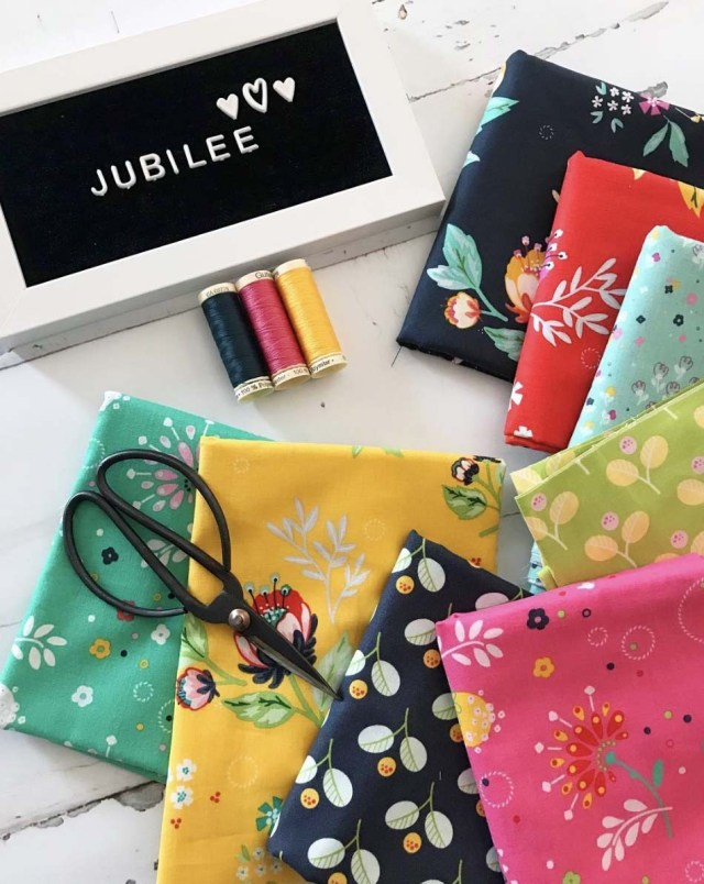 Fanciful Fabric to wrap a gift