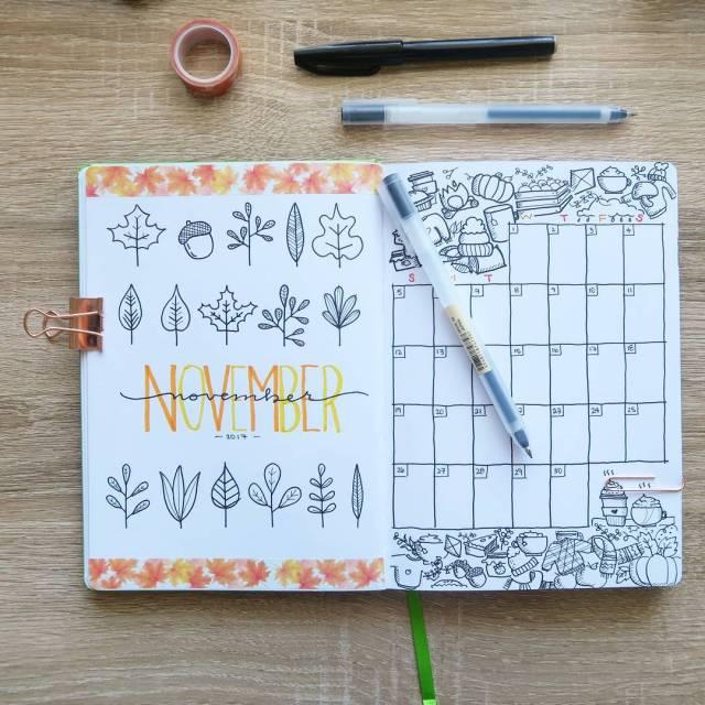bullet journal to do list_2
