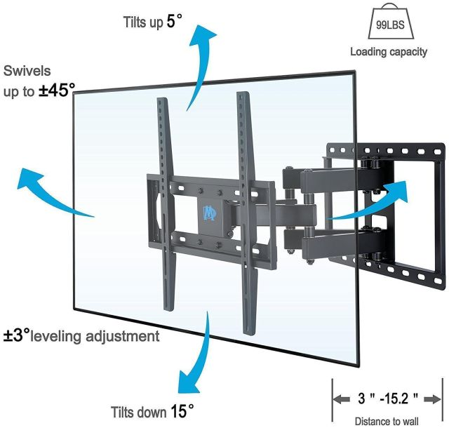 Mounting Dream 32-55 Inch Wall Mount
