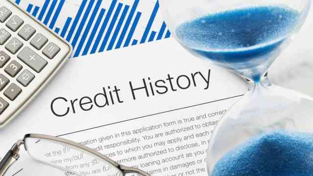 average credit ratings