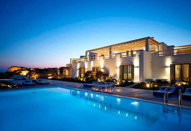 paradise complex Mykonos