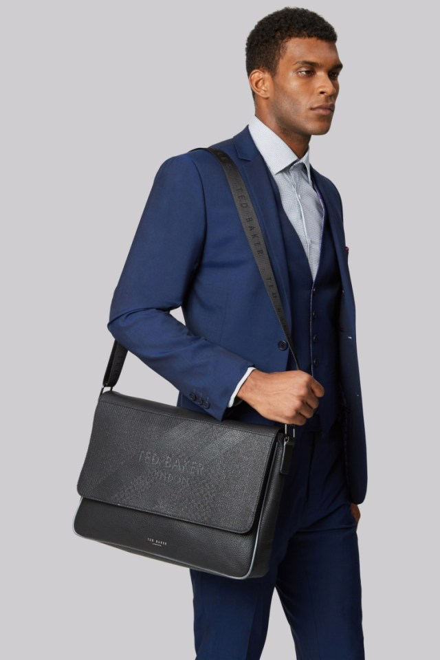 Messenger Bag by Ted Baker