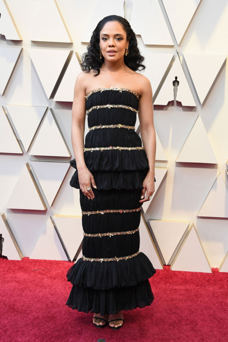 Tessa Thompson Oscar 2019