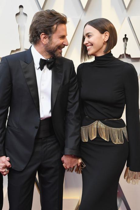 Bradley Cooper and Irina Shayk Oscar 2019
