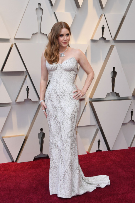 Amy Adams Oscar 2019