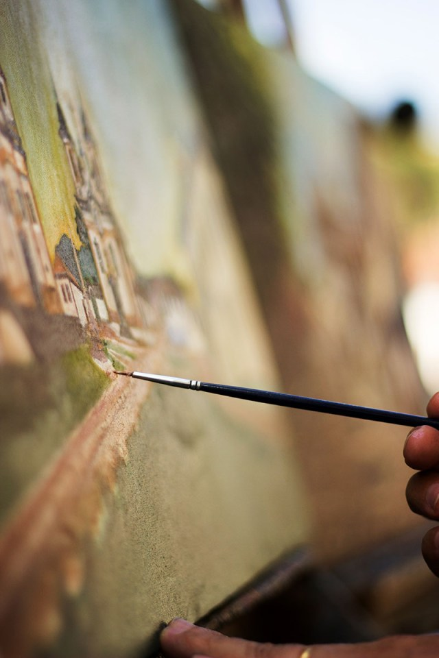 Oil Painting Reproduction Service