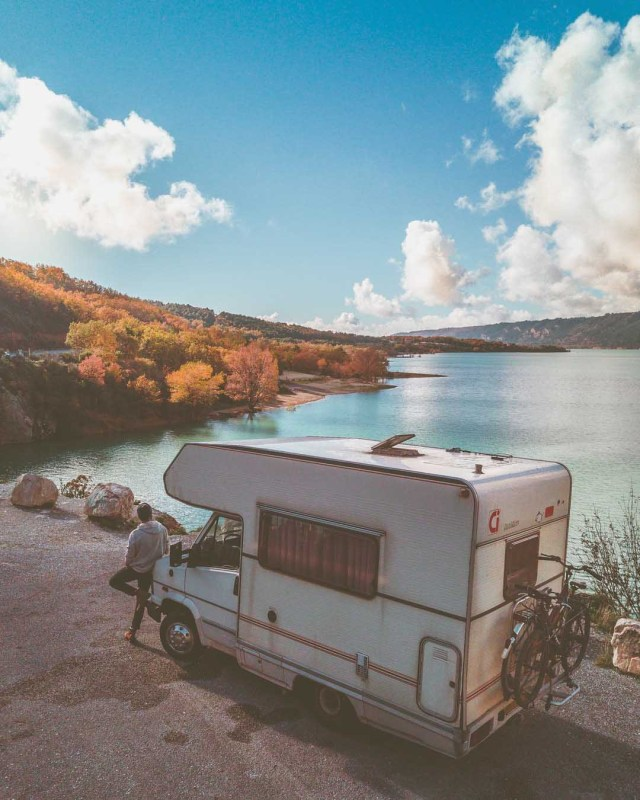 What to Consider Before Living in an RV